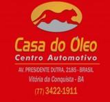 CASA DO ÓLEO